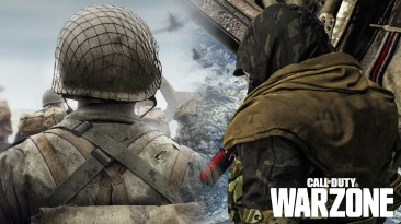 Во второй половине четвертого сезона Warzone появится режим из COD WWII