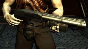 """Doom 3 """"Alpha Shotgun Mod"""""""