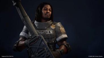Маршон Линч с гранатометом прибывает в Predator: Hunting Grounds