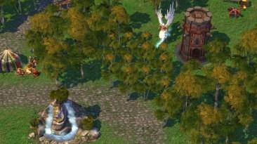 "Heroes Of Might And Magic 5: Повелитель орды ""Карта - Gold Lixoradka"""