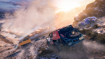 """Карта в Forza Horizon 5 будет в 1,5 раза больше, чем в """"четвёрке"""""""