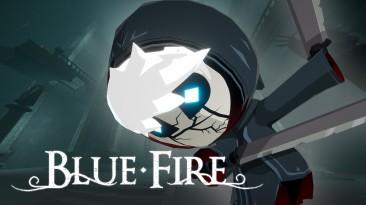 """Релизный трейлер экшн-платформера """"Blue Fire"""""""