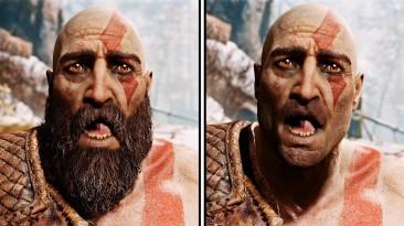Энтузиаст взломал консольную версию God of War и показал чем занимаются герои за кадром