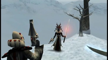 Dawn of War - Dark Crusade. Начало компании за эльдар
