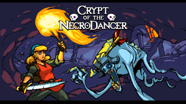 Crypt of the NecroDancer - Музыкальный рогалик для iOS