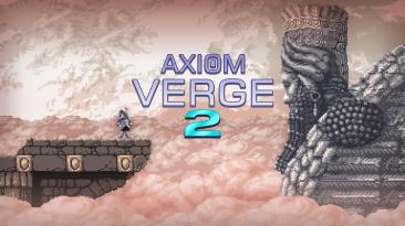 Новый трейлер Axiom Verge 2, релиз этой весной