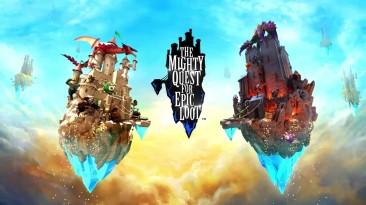 "The Mighty Quest ""Релизный трейлер"""