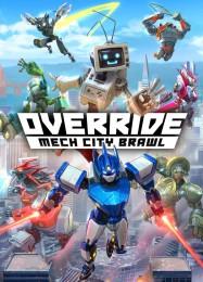 Обложка игры Override: Mech City Brawl