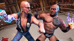Новый рекламный ролик WWE 2K Battlegrounds