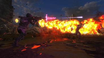 Множество новых скриншотов Earth Defense Force 6