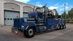 "American Truck Simulator ""Мод Mack Superliner Custom (1.39.x)"""