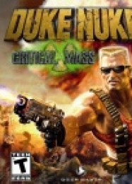 Обложка игры Duke Nukem: Critical Mass