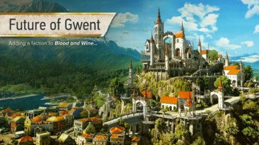 """Гвинт пополнится новой фракцией с выходом дополнения """"Кровь и вино"""" для The Witcher 3"""