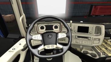 "Euro Truck Simulator 2 ""Интерьер для Scania 2016 в.4 (The interior for Scania 2016 v4)"""