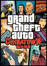 Обложка игры Grand Theft Auto: Chinatown Wars