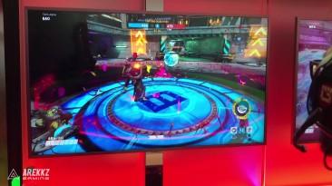 11 красочных минут из Bleeding Edge, нового боевика от Ninja Theory