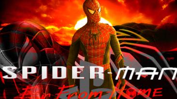 """Spider-Man: Web of Shadows """"Гибрид FFH+SAM RAIMI (красный ) Сэм Рейми (черный)+PS4"""""""