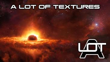 """Mass Effect 2 """"A Lot of Textures (ALOT) v10..0 - улучшение текстур"""""""