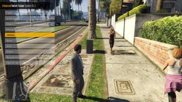 Grand Theft Auto 5 (GTA V): Чит-Мод/Cheat-Mode (Enhanced Native Trainer) [47.5]