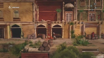 Еще 30 минут геймплея Assassin's Creed Chronicles: India