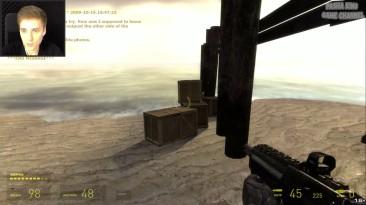 Мод к Half-Life 2 Minerva: Metastasis Прохождение #1