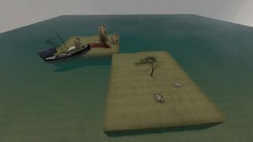 """Garry's Mod """"Обычные острова"""""""