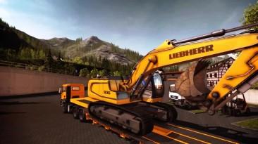"Construction Simulator 2015 ""Тизер-трейлер"""