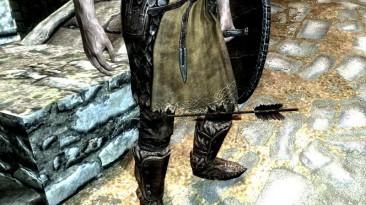 """Elder Scrolls 5: Skyrim """"Долой простреленное колено"""""""