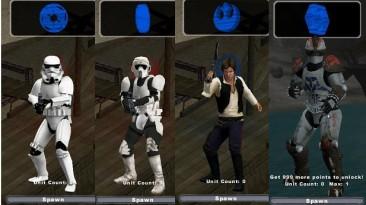 "Star Wars: Battlefront 2 ""BFP 2.2 Power patch"""
