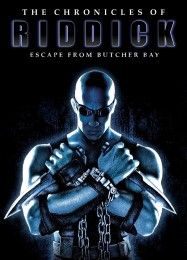 Обложка игры The Chronicles of Riddick: Escape from Butcher Bay