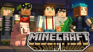 Minecraft: Story Mode навсегда уберут из цифровых магазинов