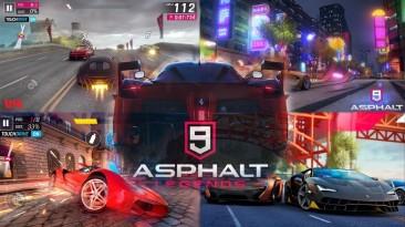 ESL проведет турниры по мобильной игре Asphalt 9: Legends