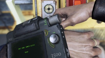 Pip-Pad, экспериментальная разработка RobCo в Fallout 4 [PIP-Pad by PimpCrew]