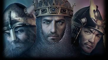 Как выглядит разрушение замка из Age Of Empires 2 с современной физикой