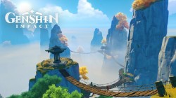 Новое видео Genshin Impact о создании прекрасного пейзажа Лиюэ