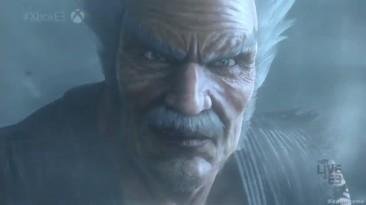 Релиз Tekken 7 состоится в начале 2017 года на PC, PS4 и Xbox One