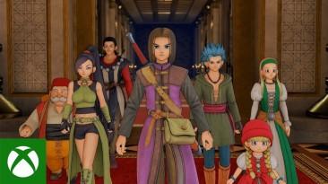 Играть выгоднее на Xbox: Представлен новый трейлер Dragon Quest XI: Echoes of an Elusive Age