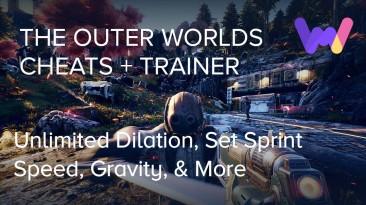 The Outer Worlds: Трейнер/Trainer (+23) [1.0: EGS / WS] {MrAntiFun / WeMod}