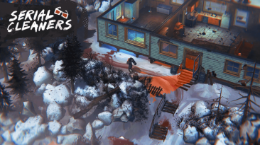 В новом трейлере Serial Cleaners был представлен геймплей стелс-механики