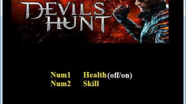 Devil's Hunt: Трейнер/Trainer (+2) [1.0] {Abolfazl.k}