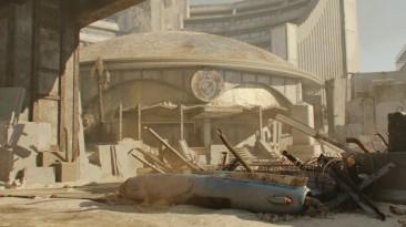 Моддер работает над картой для Call of Duty: Black Ops 3 основанной на Fallout: New Vegas, тизер-трейлер