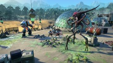 Дебютный геймплей 4X-стратегии Age of Wonders: Planetfall