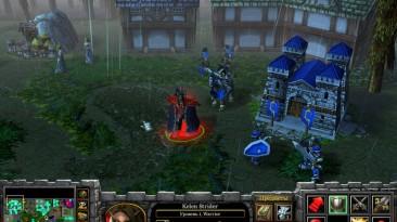 "Warcraft 3 TFT ""Карта - The Devil Made Me Do It"""