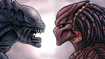 В разработке новая игра Alien vs. Predator?