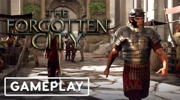 Восемь минут нового геймплея The Forgotten City