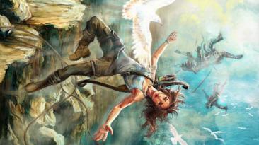 """Tomb Raider (2013) """"70 артов"""""""