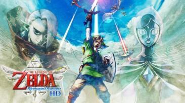 The Legend Of Zelda: Skyward Sword HD станет хитом. Игра распродана на Amazon