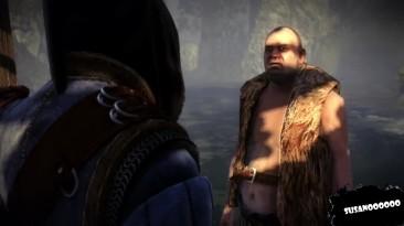 The Witcher 2 - Нарезка матов, смешных моментов, ругательств