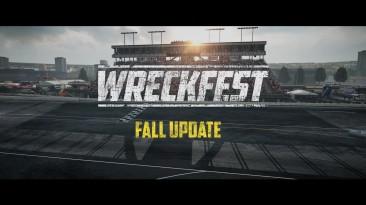 Wreckfest - Трейлер осеннего обновления