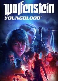 Обложка игры Wolfenstein: Youngblood